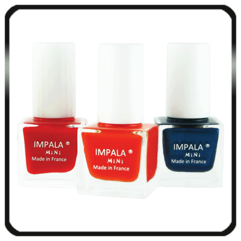IMPALA Nail Polish Mini